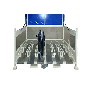 Cooling Module Transport Box - Industrial and Transport Equipments