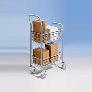 Transport Carts and Boxes - Industrial and Transport Equipments