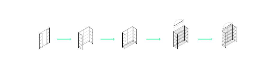 Stant Montaj Şeması